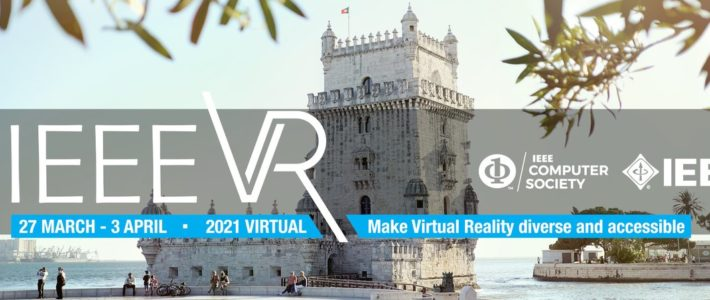 Story CreatAR presented at IEEE VR Conference